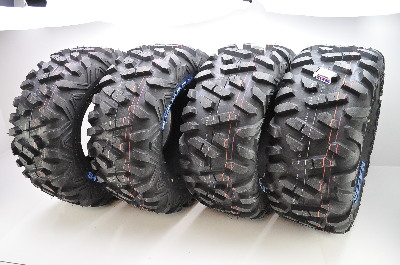 Maxxis M917/M918 Bighorn Front & Rear Tire Set (4 Tires)