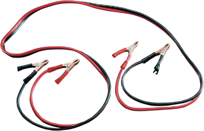 Drag Specialties 6' Motorcycle Jumper Cable