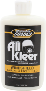 Memphis Shades 8 oz Windshield Polish