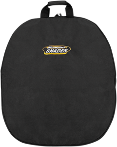 Memphis Shades Windshield Storage Bag, Black