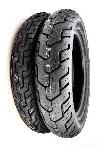 Dunlop D404 Front & Rear Tire Set 100/90-19 & 150/80-16