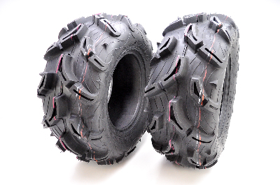 Maxxis MU01 Zilla Front Tires (2 Tires)