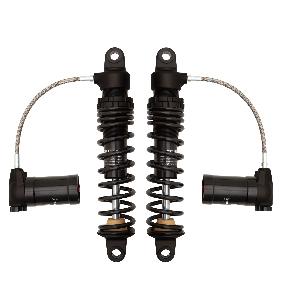 "Progressive Suspension 970 Series Standard Rear Remote Reservoir Shocks 13"""
