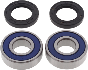 Drag Specialties 17mm I.D. Front Wheel Bearing & Seal Kit