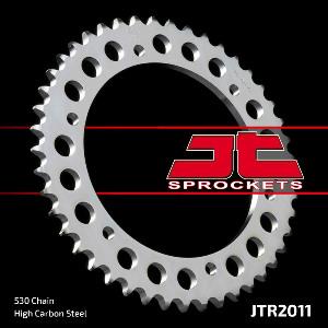 JT Sprocket,s 50 Steel Rear Sprocket, 45T