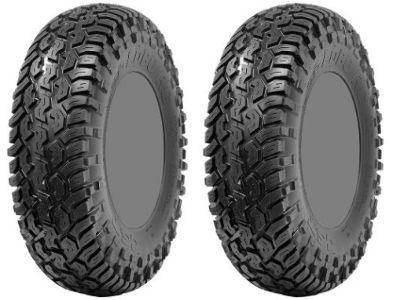 Cheng Shin Lobo RC CH68 Tire Set (4 Tires) 35X10R-17