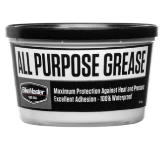 BikeMaster All Purpose Grease, 16 oz.