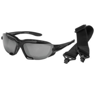 BikeMaster Windscreen Convertible Sunglasses Kit