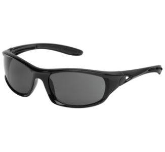 BikeMaster Black w/Smoke Lens Geko Sunglasses