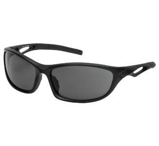 BikeMaster Black w/Smoke Lens Ultra Lite Sunglasses