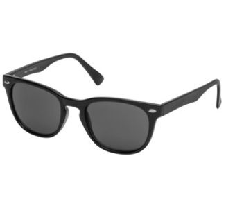BikeMaster Black w/Smoke Lens Mad Max Retro Sunglasses