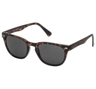 BikeMaster Brown w/Smoke Lens Mad Max Retro Sunglasses