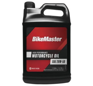 BikeMaster Performance Oil, 1gal.