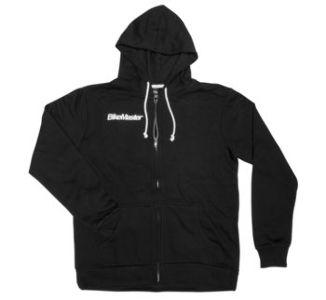 BikeMaster Black Men's Build Monkey Sweatshirt, Small
