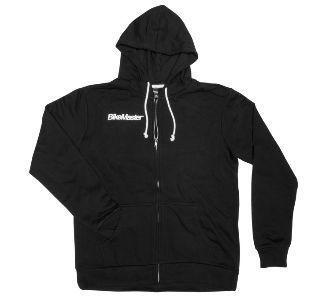 BikeMaster Black Men's Build Monkey Sweatshirt, XL