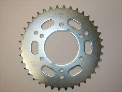 Sunstar Steel Rear Sprocket, 38T