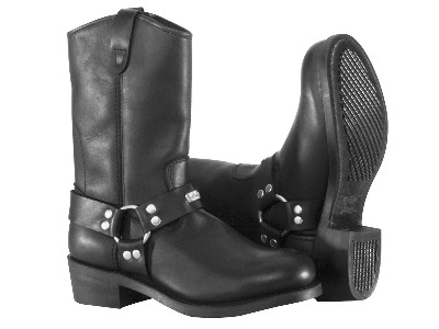 River Road Traditional Ranger Harness Boots