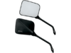 Emgo Universal Rectangular Mirrors, GP Sport 10mm Thread