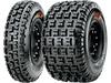 Maxxis RS07/RS08 Razr XM Front & Rear Tire Set (4 Tires)