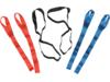 Parts Unlimited Nylon Webbing Black Tie-Down Extensions