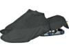 "Parts Unlimited Black Up To 116"" Snowmobile Total Cover"