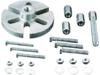Parts Unlimited Silver Universal Flywheel Puller