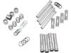 Drag Specialties Pushrod Tube Kit, Chrome