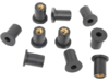 Drag Specialties OEM Replacement Well Nut, Black