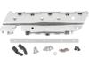Drag Specialties Right Saddlebag Latch, Chrome