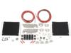 Drag Specialties Saddlebag Hardware Kit