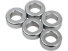 "Drag Specialties 5/16"" x 1/4"" Steel Spacer, Chrome"