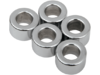 "Drag Specialties 5/16"" x 3/8"" Steel Spacer, Chrome"