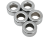 "Drag Specialties 3/8"" x 3/8"" Steel Spacer, Chrome"