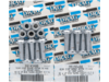 Drag Specialties Rear Rotor Bolt Disc Brake Mounting Kit