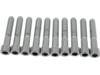 "Drag Specialties 5/16""-18 x 1 3/4"" Coarse-Thread Socket-Head Bolt, Chrome"