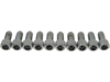 "Drag Specialties 3/8""-16 x 3/4"" Coarse-Thread Socket-Head Bolt, Chrome"