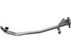 "Drag Specialties Chrome Steel Kickstand, 12 3/4"" L"