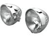 "Drag Specialties 6 1/2"" Custom Springer-Style Headlight Assembly"