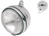 "Drag Specialties 5 3/4"" Chrome Headlight Assembly"