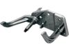 Drag Specialties Rear Brake Lever Mounting Bracket, Chrome