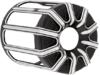 Arlen Ness Oil Filter Cover, 10 gauge - Black