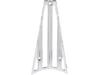 Arlen Ness 10-Gauge Frame Grilles, Chrome