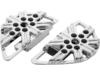 Arlen Ness Adjustable Driver And Passenger Floorboard, 10 gauge - Black