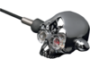 Arlen Ness Xenolen LED Light, Chrome w/ Amber LEDs