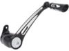 Arlen Ness Rear Deep Cut EZ Brake Arm, Black