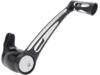 Arlen Ness Rear Deep Cut EZ Brake Arm, Chrome