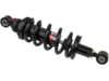 Arlen Ness Adjustable Ride Height Shock Absorber, Black