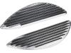 Arlen Ness Front Floorboard, Chrome