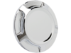 Arlen Ness Beveled Gas Cap, Chrome