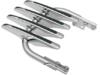 Drag Specialties Streamliner Luggage Rack, Chrome